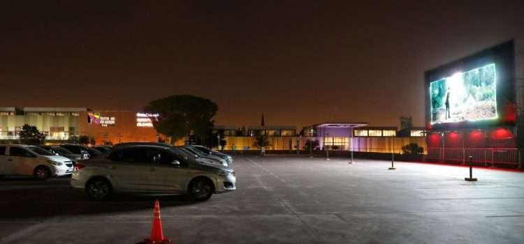 Llega El Autocine A Terrazas De Mayo Shopping Y Cinemark Hoyts Gazeta Norte