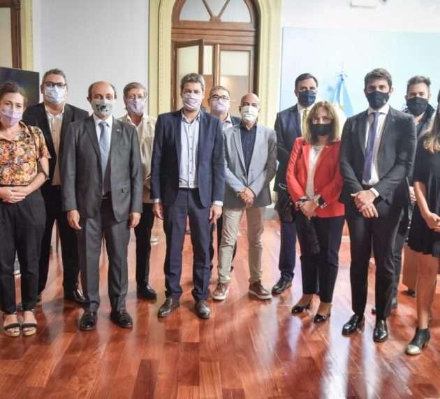 Importante encuentro de Kulfas, Moroni y Lammens con los máximos representantes del sector turístico argentino