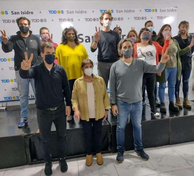 Elecciones PASO 2021: En San Isidro se logró la lista de unidad del Frente de Todos