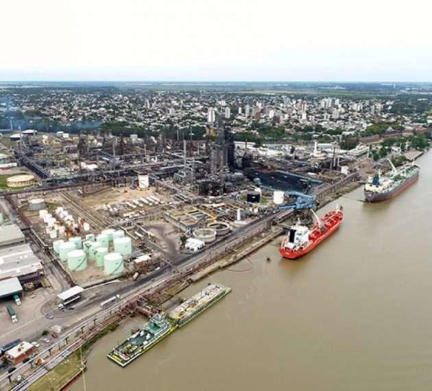 Certifican calidad de combustibles que Axion produce en la nueva refinería de Campana