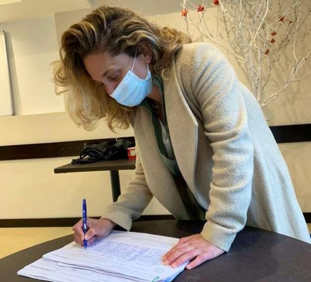 Agustina Ciarletta encabeza la lista de precandidatos por Juntos en San Fernando